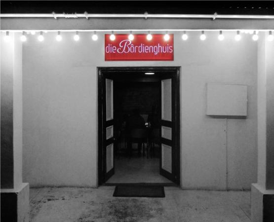 bôrdienghuis entrance