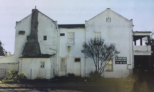 breytenbach sentrum building